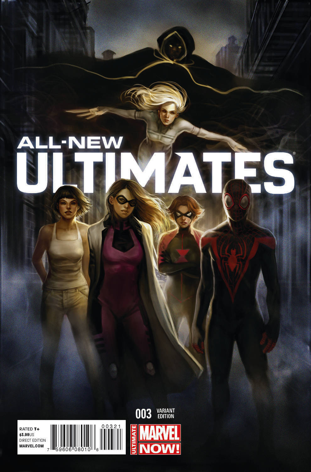 ALL NEW ULTIMATES #3 OUM VAR