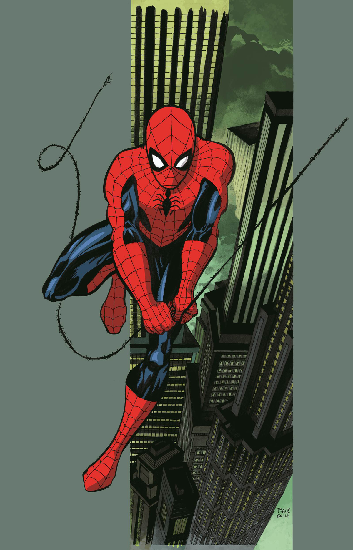 AMAZING SPIDER-MAN #3 SALE VAR ANMN
