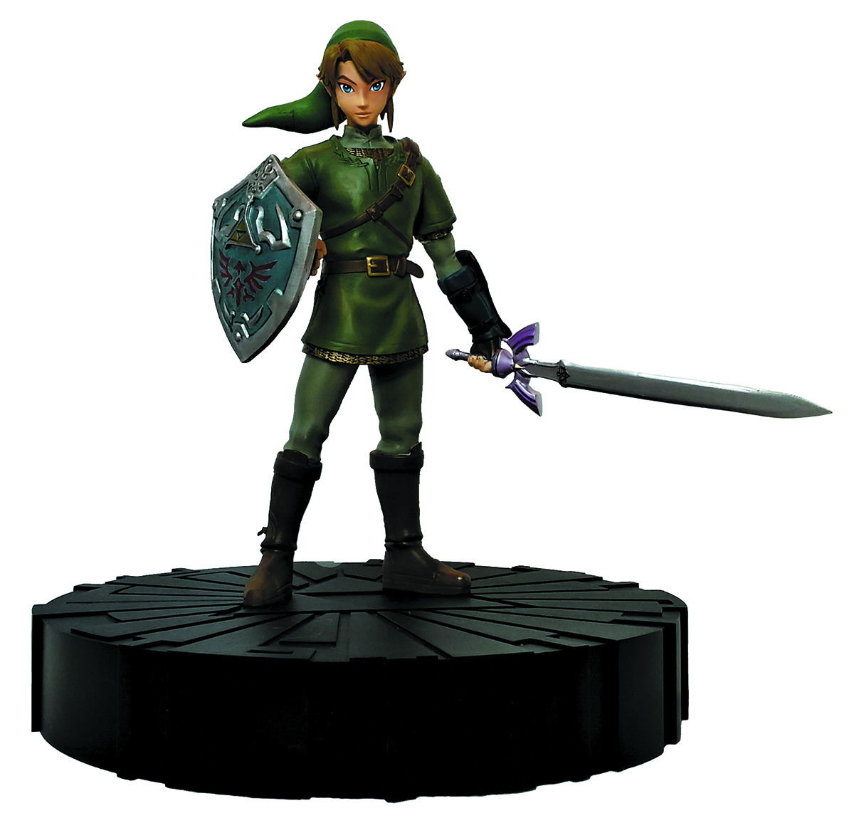 LEGEND ZELDA STATUE TWILIGHT PRINCESS LINK