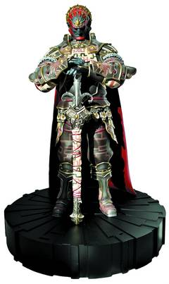 LEGEND ZELDA STATUE TWILIGHT PRINCESS GANONDORF