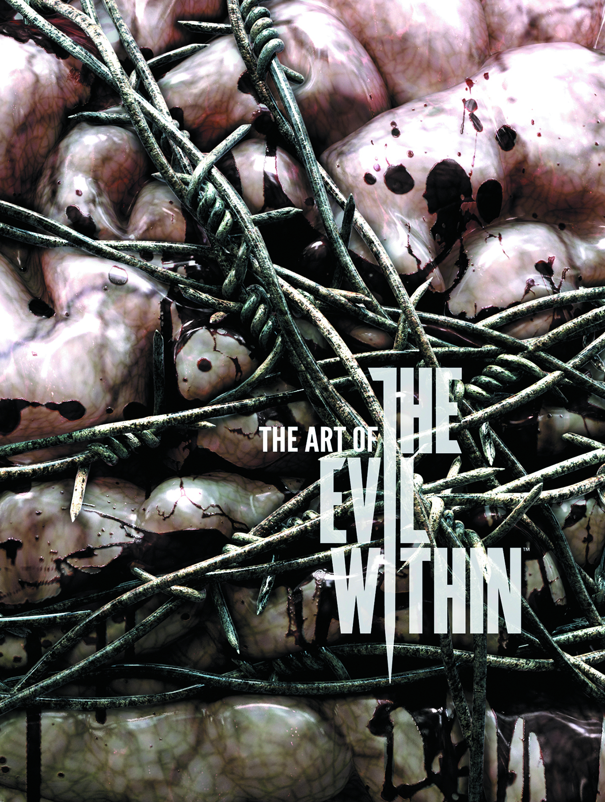 ART OF EVIL WITHIN HC