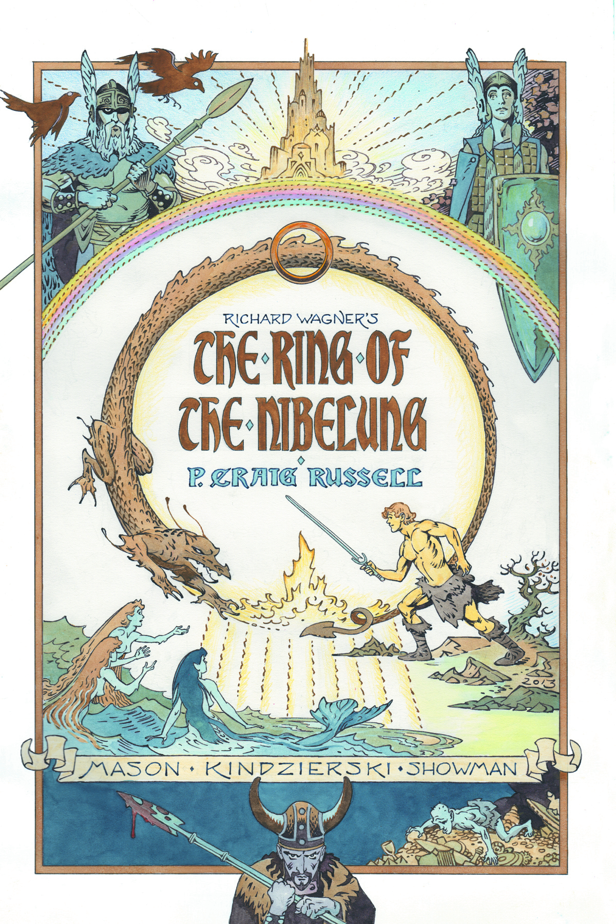 RING OF NIBELUNG HC