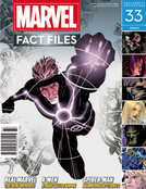 MARVEL FACT FILES #33 HAVOK COVER