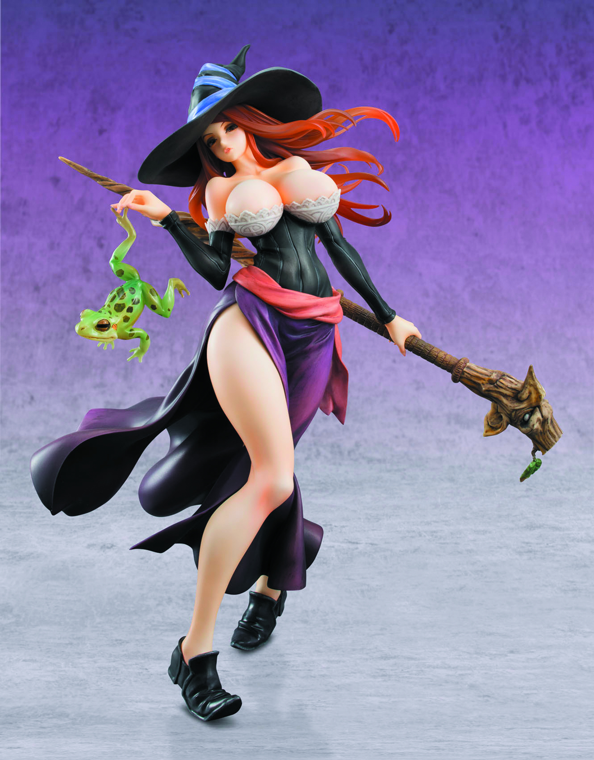 DRAGONS CROWN SORCERESS EX MODEL PVC FIG