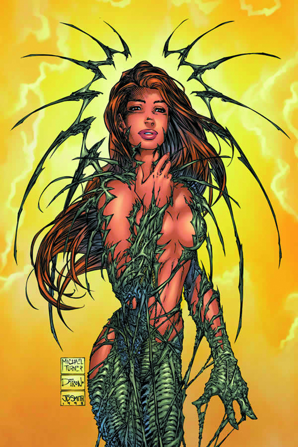 WITCHBLADE T/C BOX