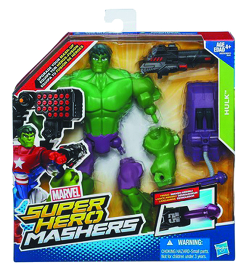 AVENGERS SH MASHERS BATTLE UPGRADE AF ASST 201403