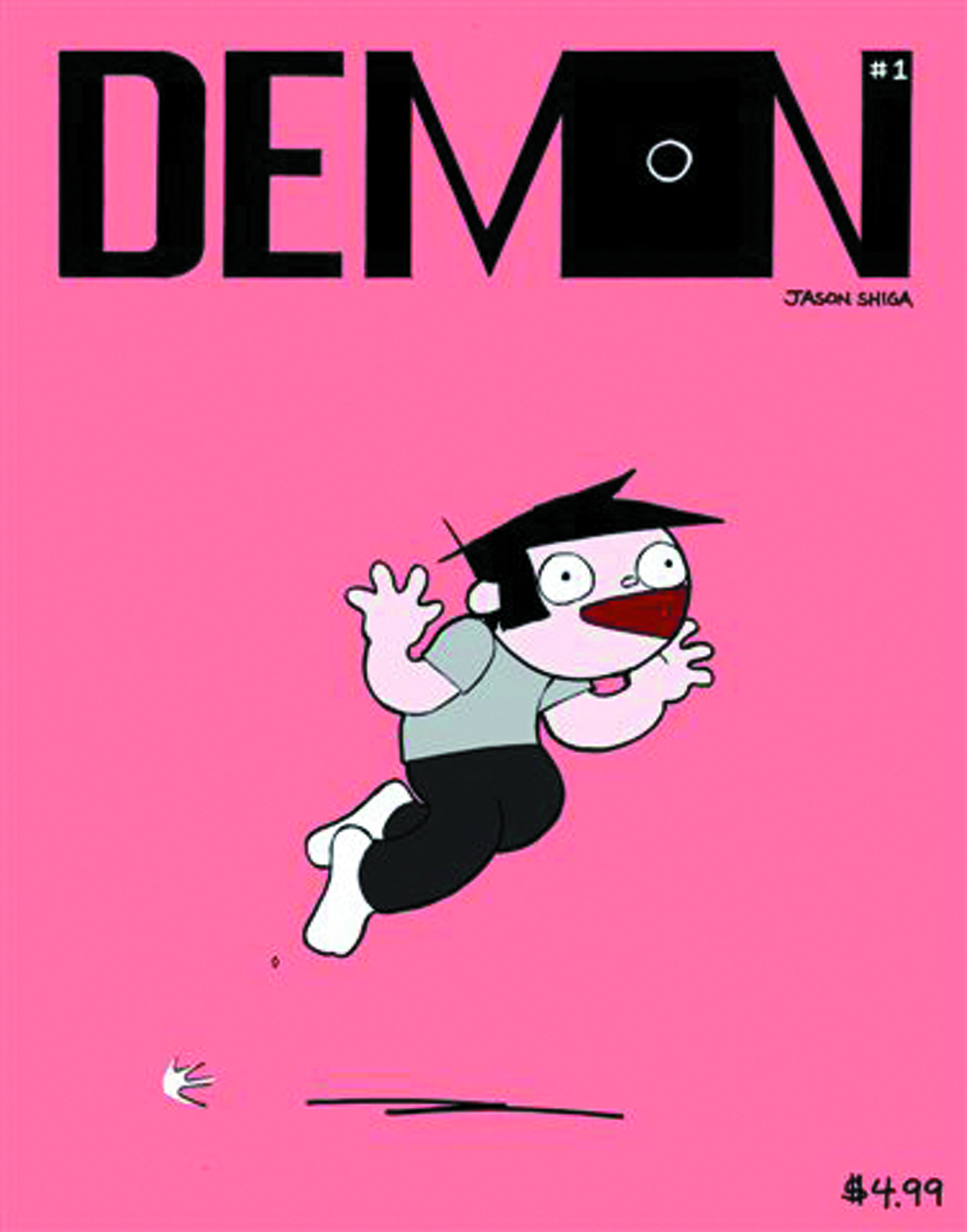 JASON SHIGA DEMON #1 (OF 21)