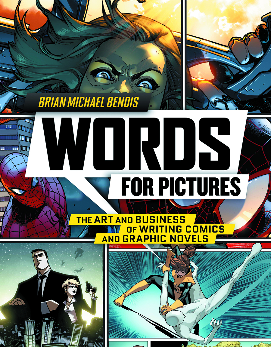 WORDS FOR PICTURES ART & BUSINESS OF WRITING COMICS SC