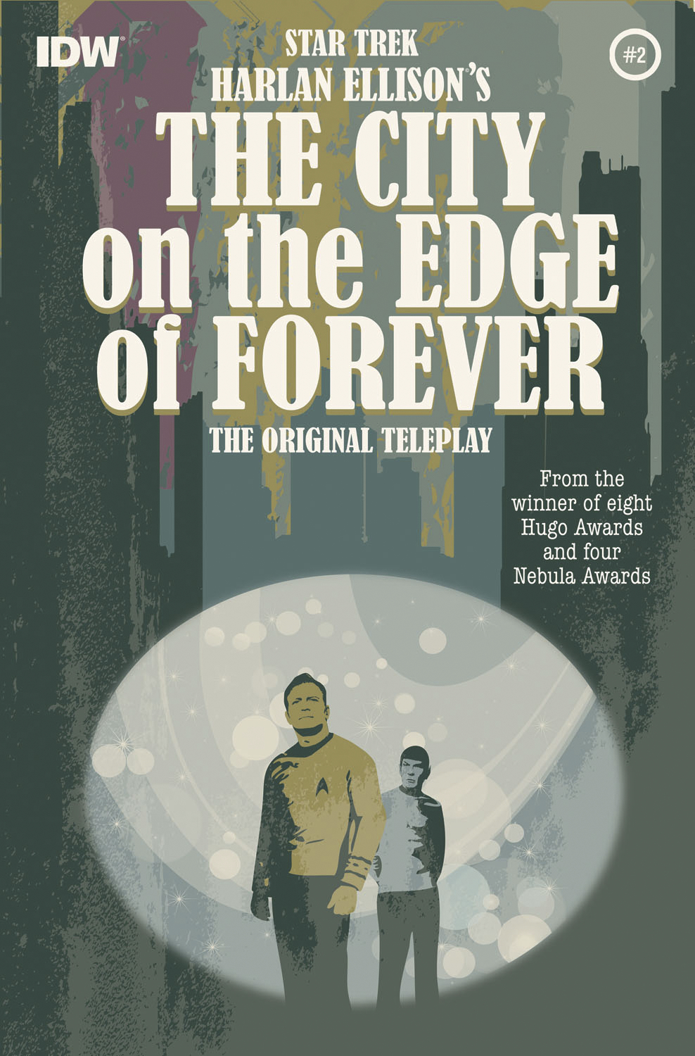 STAR TREK CITY O/T EDGE OF FOREVER #2 (OF 5)