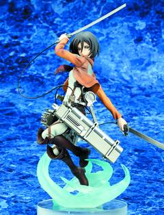 ATTACK ON TITAN MIKASA ACKERMAN PVC FIG