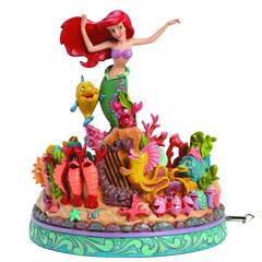 DISNEY TRADITIONS LITTLE MERMAID MUSICAL