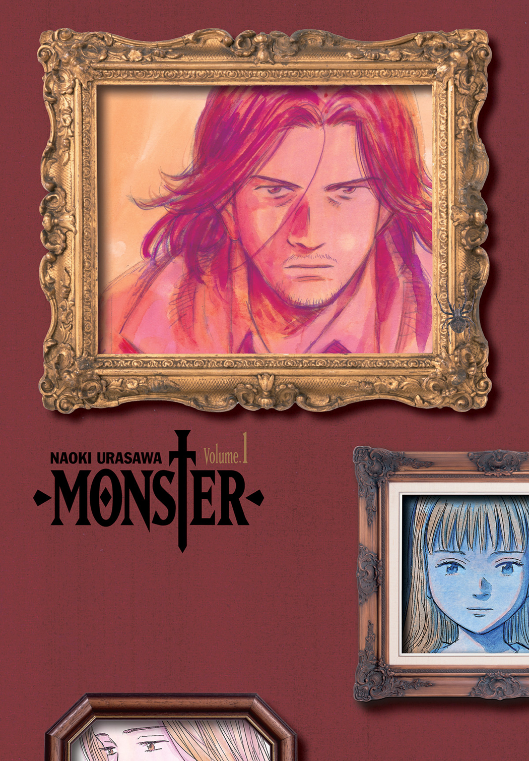MONSTER TP VOL 01 PERFECT ED URASAWA