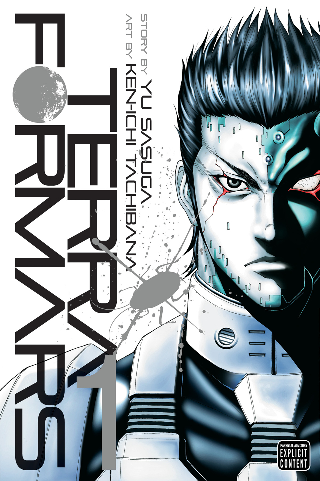 TERRA FORMARS GN VOL 01 (MR)