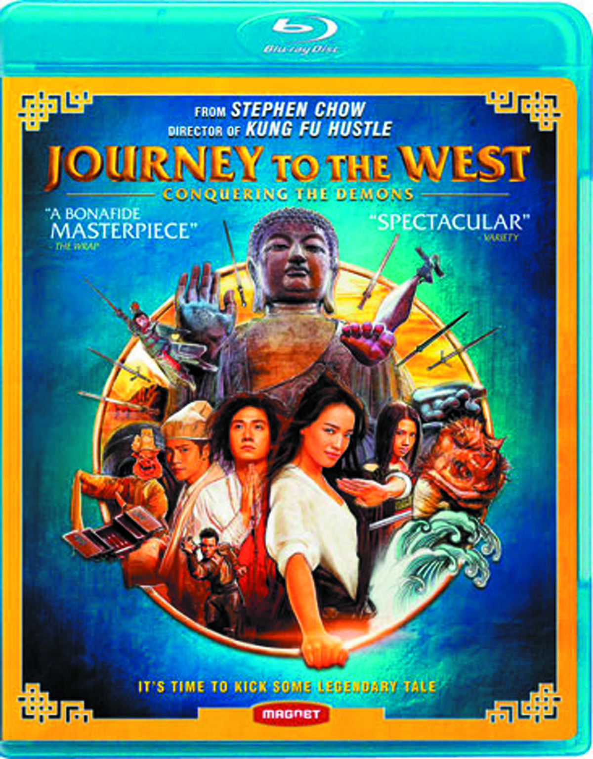 JOURNEY TO THE WEST BD