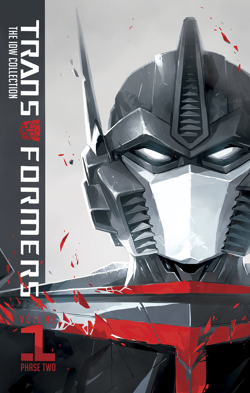 TRANSFORMERS IDW COLL PHASE 2 HC VOL 01