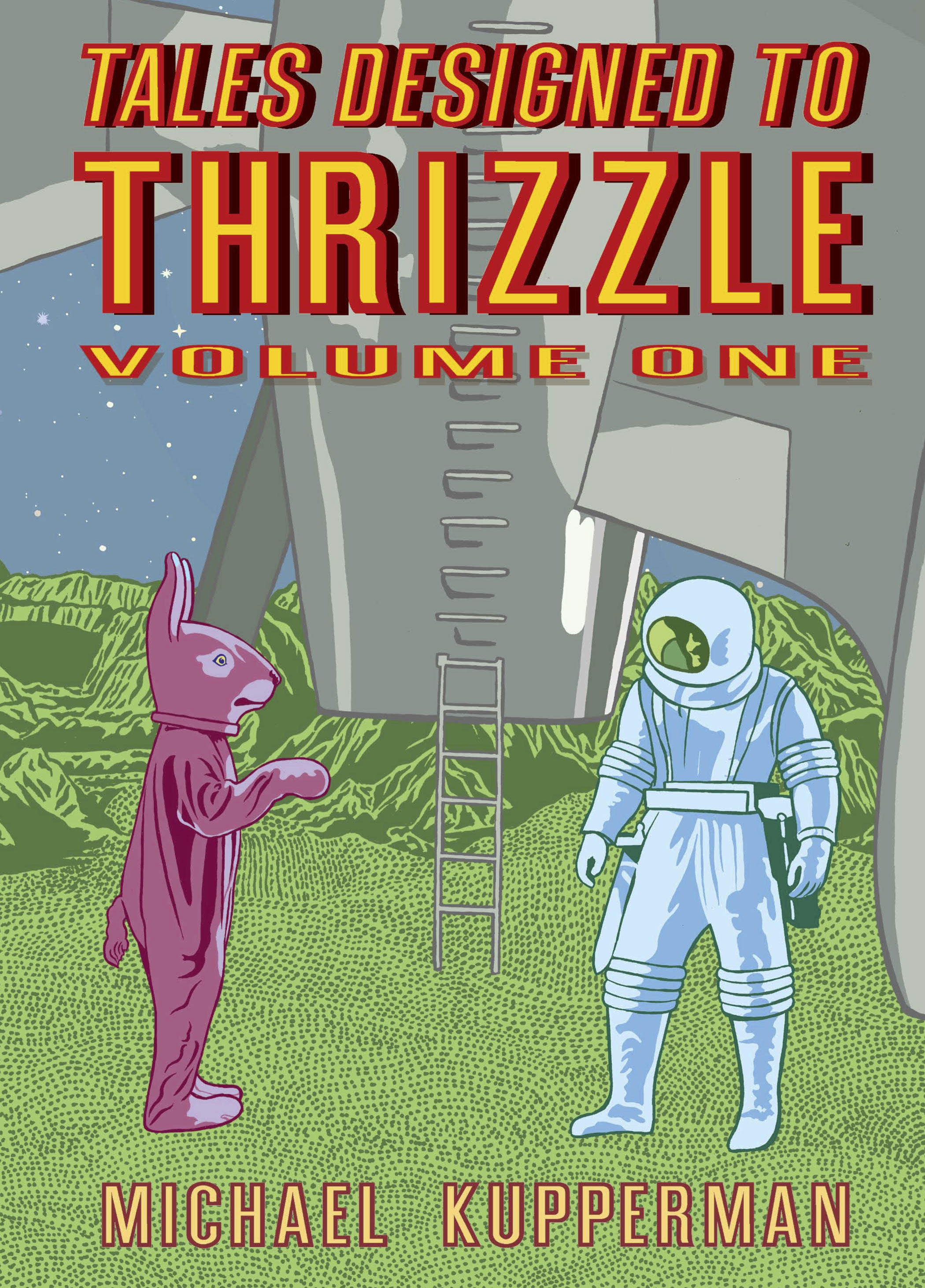 TALES DESIGNED TO THRIZZLE TP VOL 01
