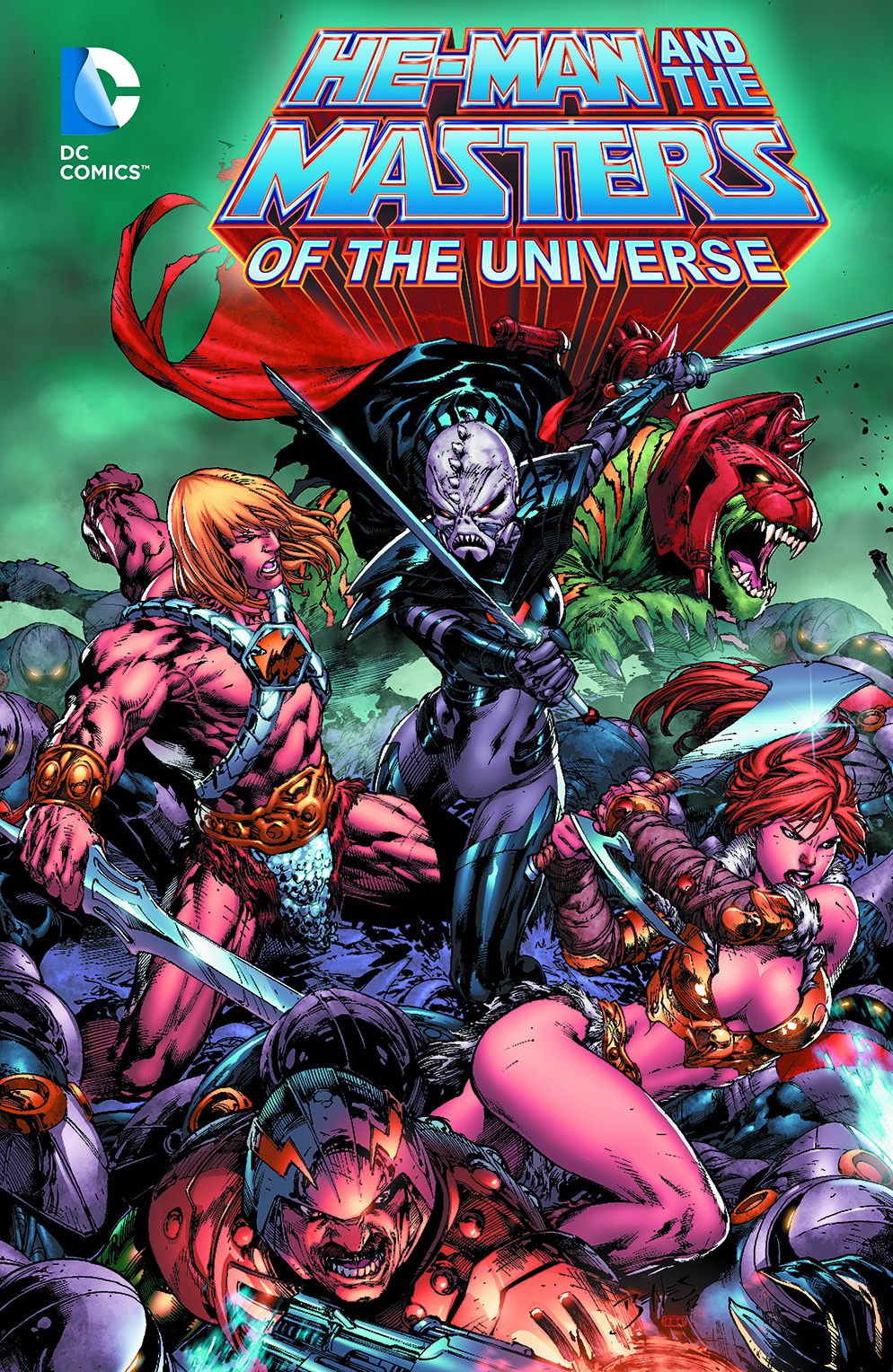 HE MAN AND THE MASTERS OF THE UNIVERSE TP VOL 03