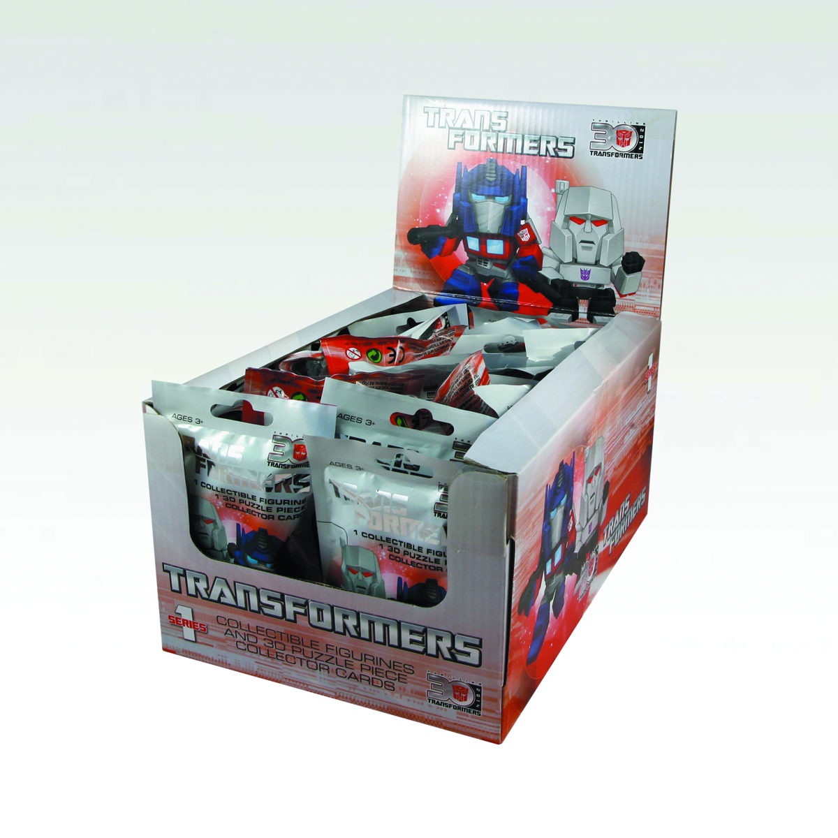TRANSFORMERS 30TH MINIFIG BMB DIS