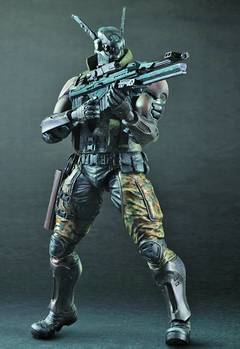 APPLESEED ALPHA PLAY ARTS KAI BRIAREOS