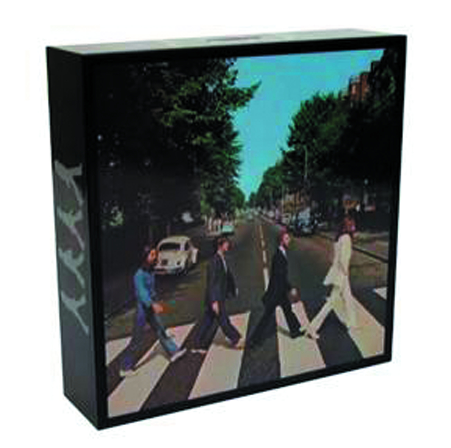 BEATLES FAMOUS COVERS ABBEY ROAD COIN BANK