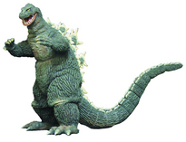TOHO 12IN SERIES GODZILLA VINYL FIG 1962 VER