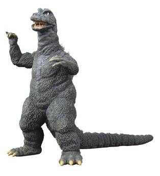 TOHO 12IN SERIES GODZILLA VINYL FIG 1968 VER