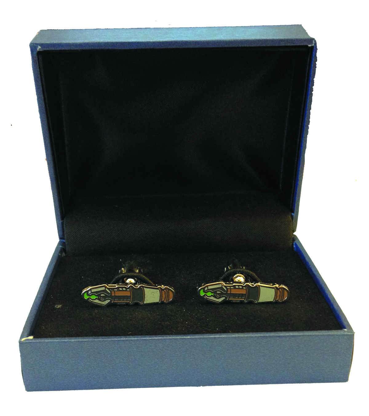 DOCTOR WHO SONIC SCREWDRIVER CUFFLINKS