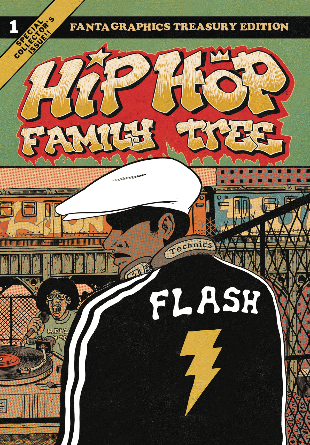 HIP HOP FAMILY TREE GN VOL 01