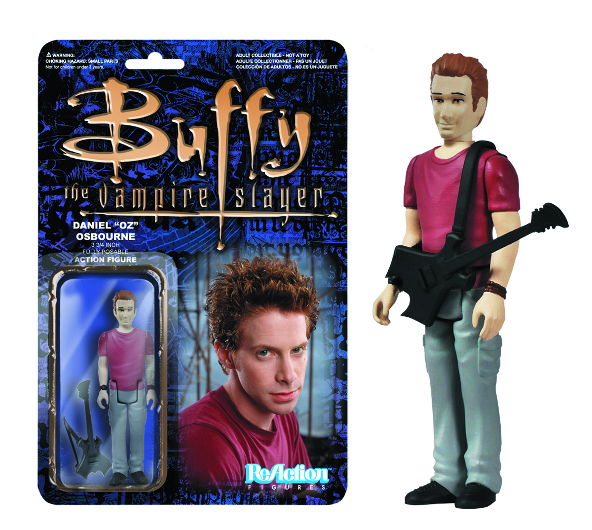 REACTION BTVS OZ FIG