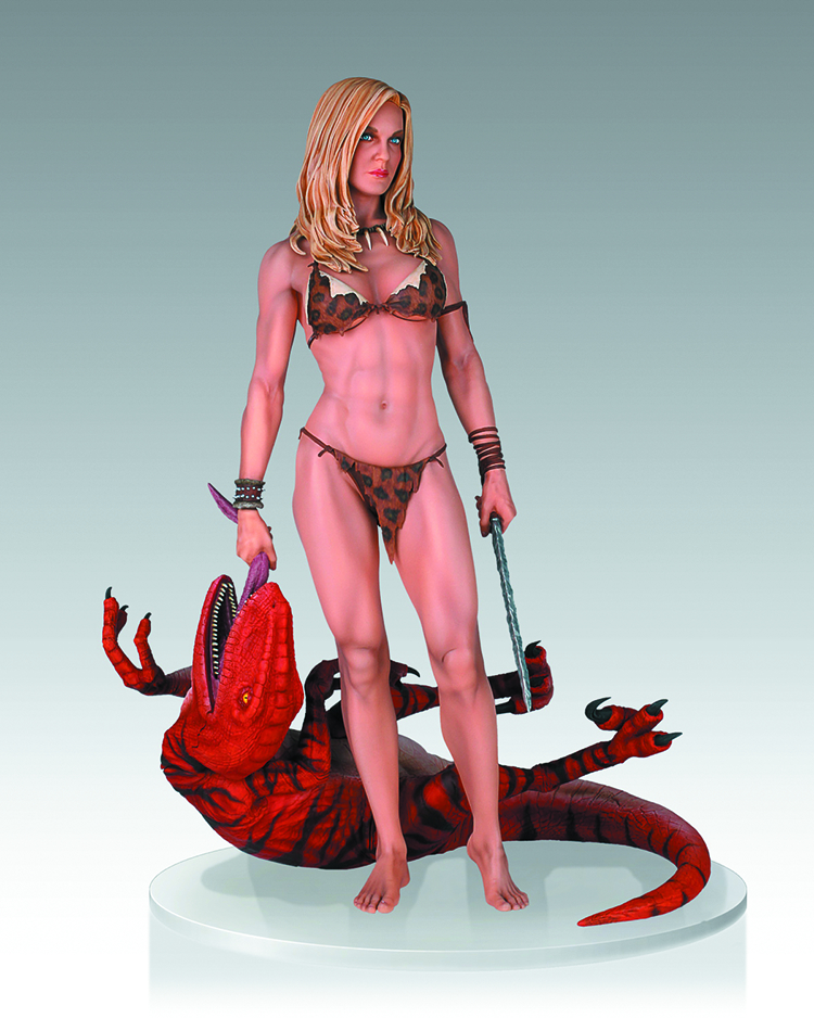 GENTLE GIANT SHANNA THE SHE-DEVIL 1/4 SCALE STATUE