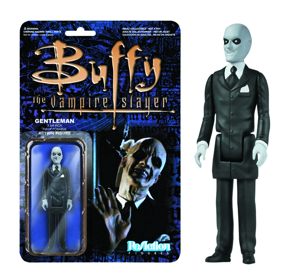 REACTION BTVS GENTLEMAN FIG