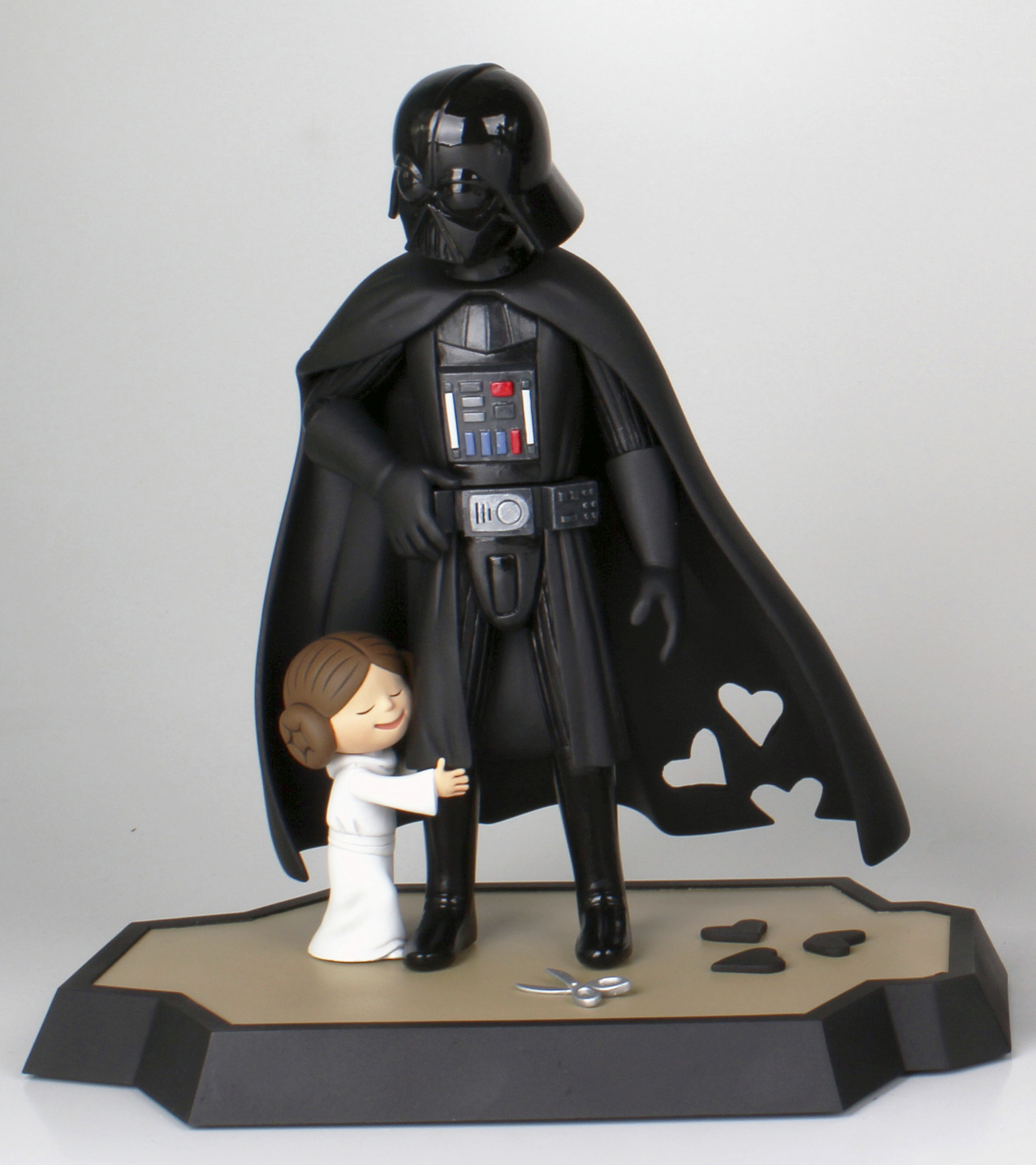 SW DARTH VADERS LITTLE PRINCESS MAQUETTE