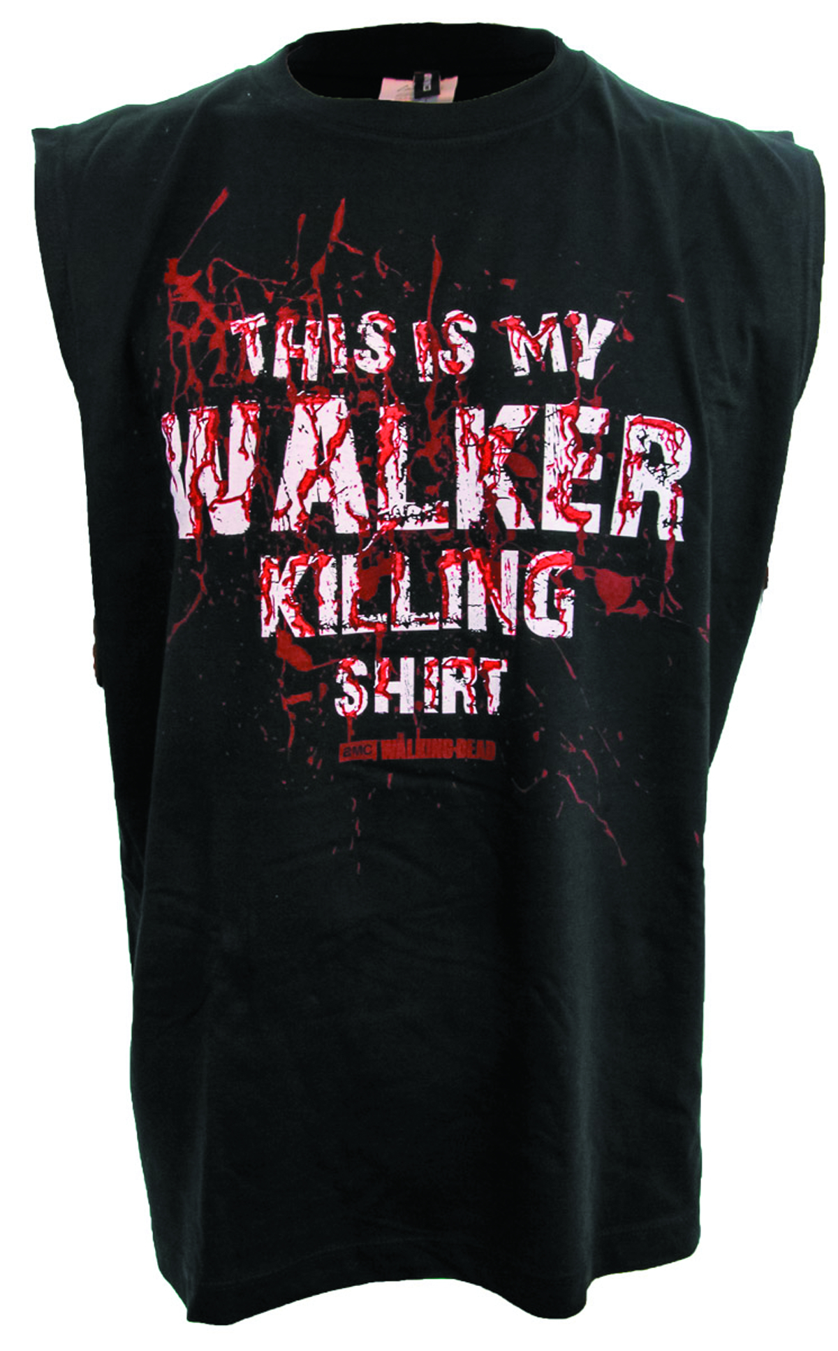 WD WALKER KILLING SLVLESS SHIRT LG
