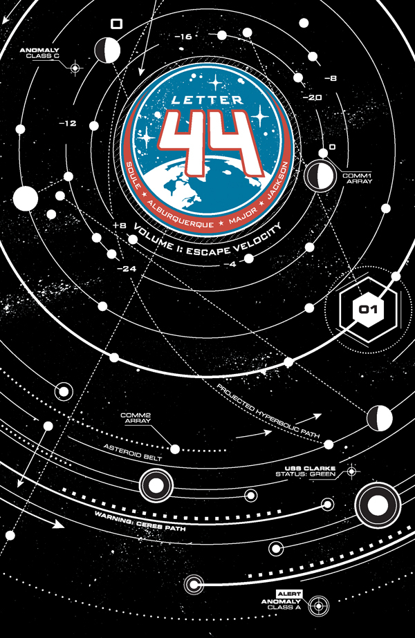 LETTER 44 TP VOL 01 ESCAPE VELOCITY