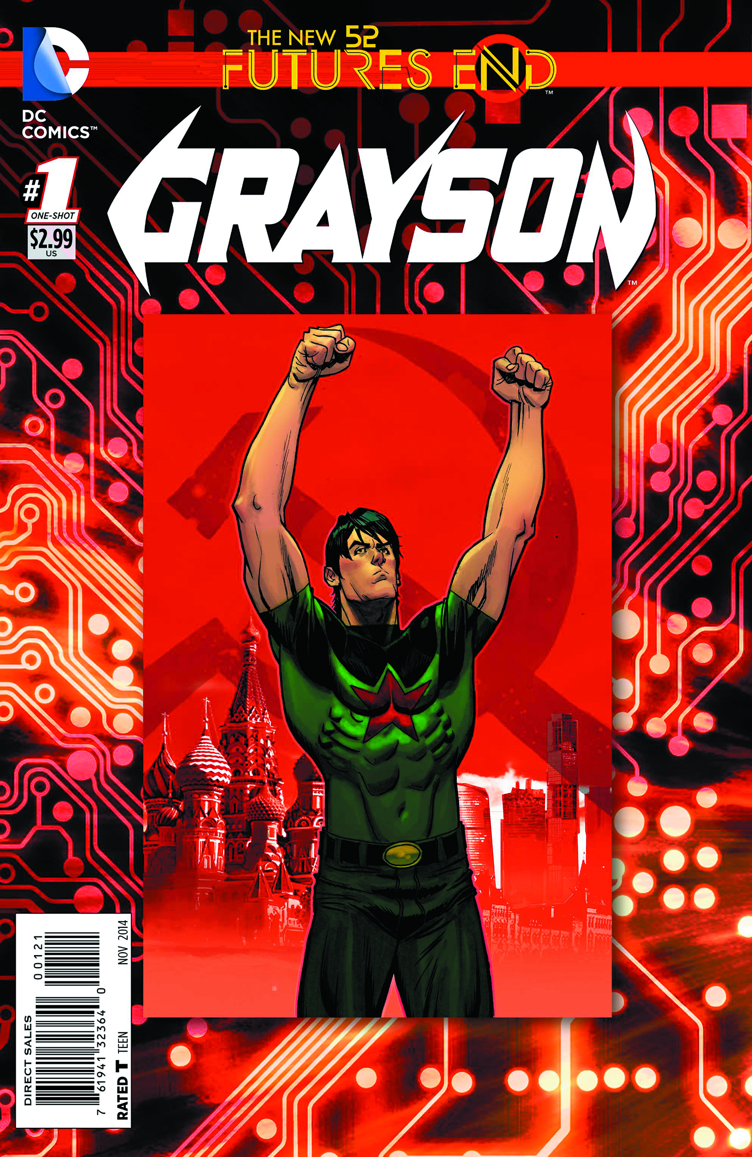 GRAYSON FUTURES END #1 STANDARD ED