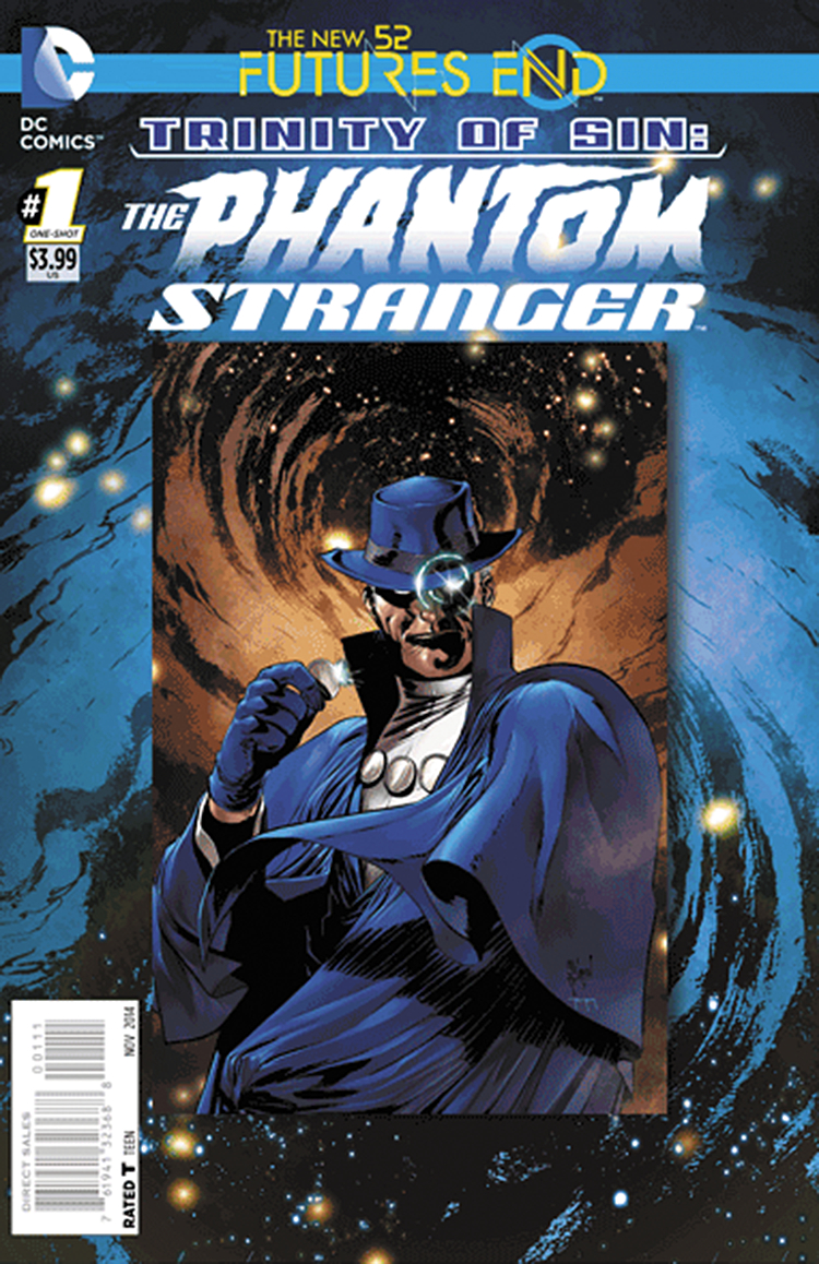 TRINITY OF SIN PHANTOM STRANGER FUTURES END #1