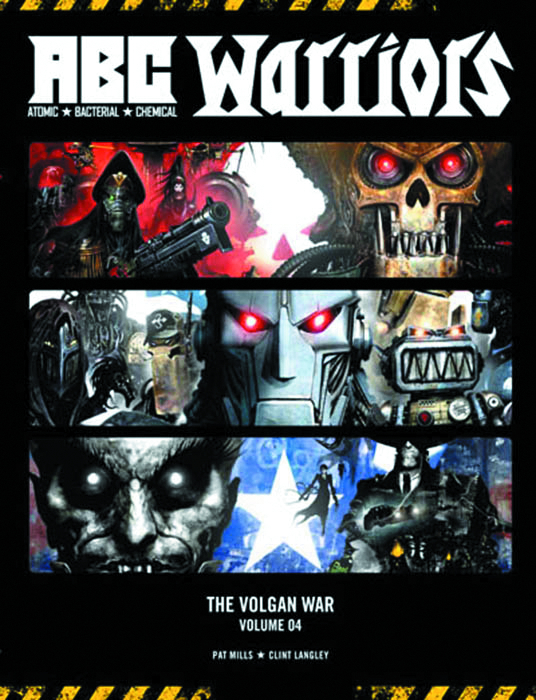 ABC WARRIORS VOLGAN WAR GN VOL 04