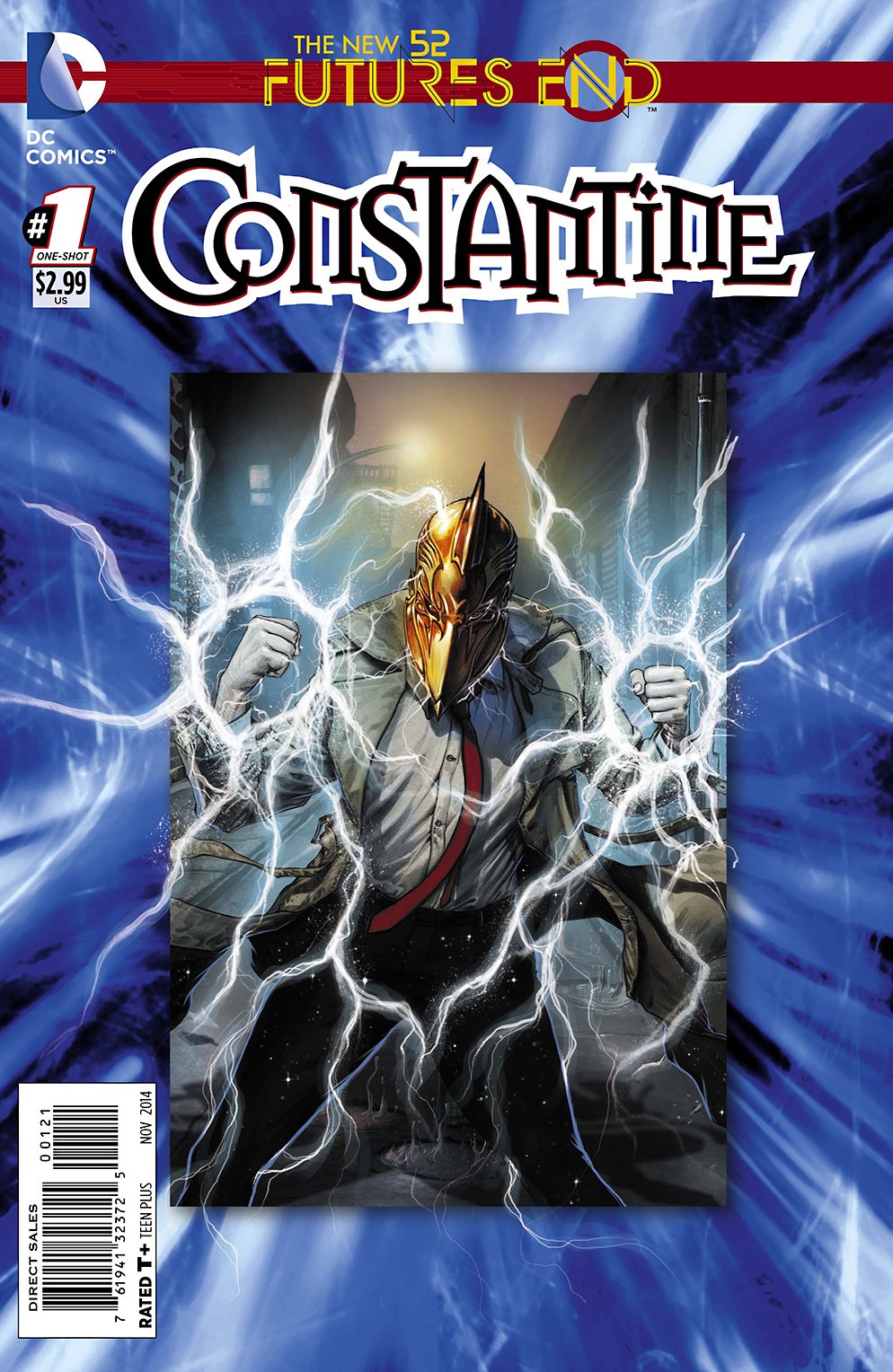CONSTANTINE FUTURES END #1 STANDARD ED