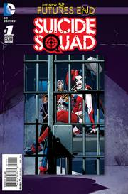 NEW SUICIDE SQUAD FUTURES END #1