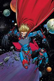 SUPERGIRL FUTURES END #1