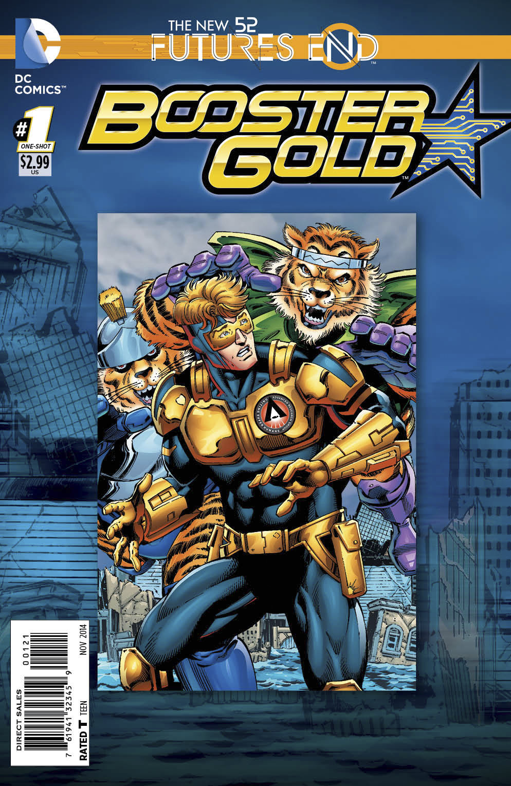 BOOSTER GOLD FUTURES END #1 STANDARD ED