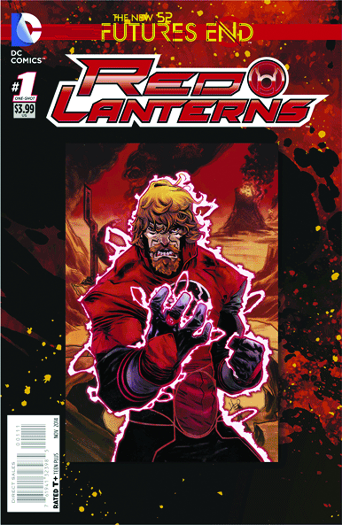 RED LANTERNS FUTURES END #1