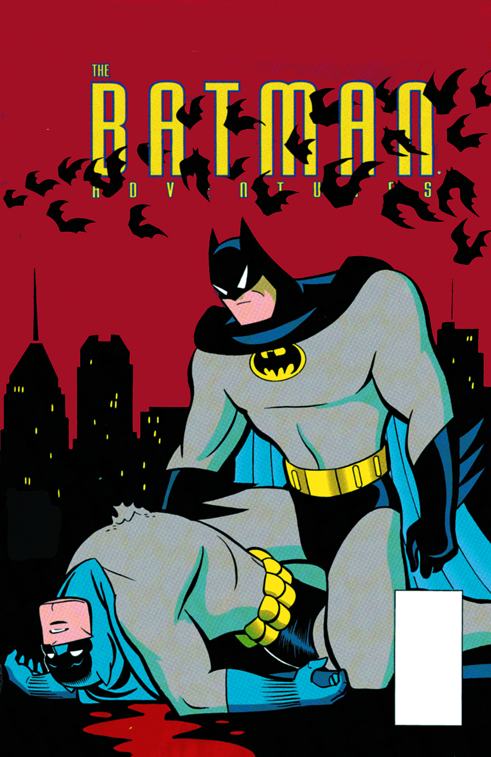 DC COMICS PRESENTS BATMAN ADVENTURES #1