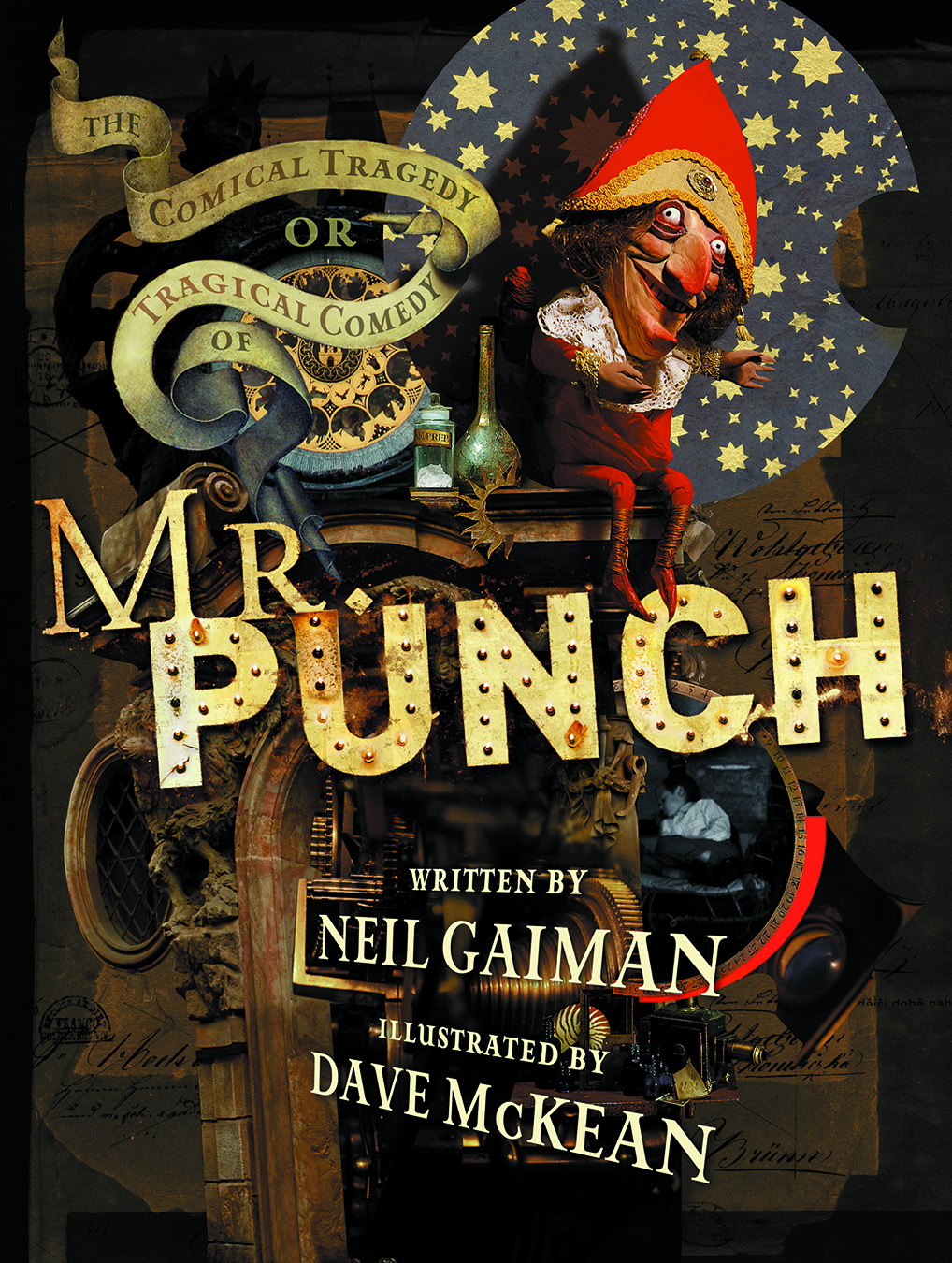 MR PUNCH 20TH ANNIVERSARY ED HC