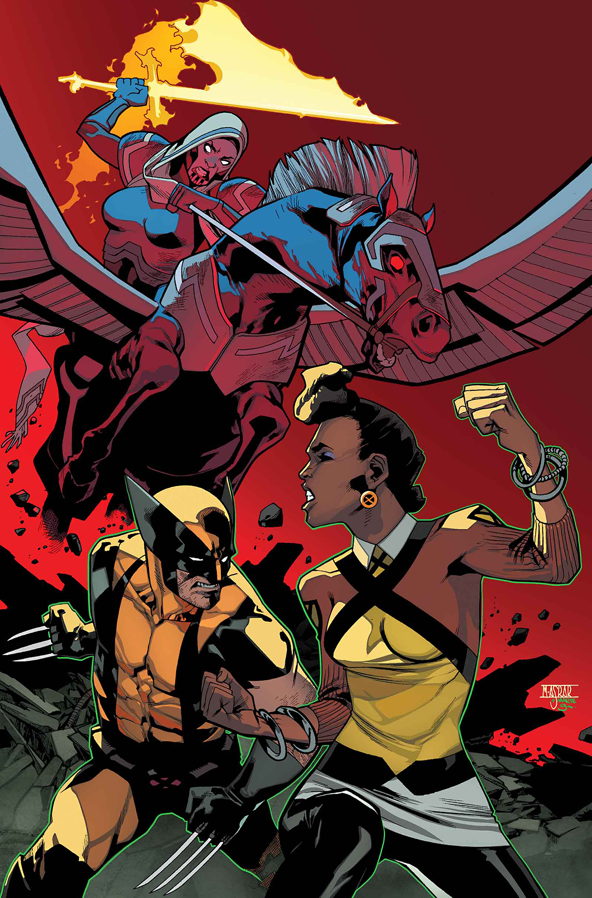 WOLVERINE AND X-MEN #6