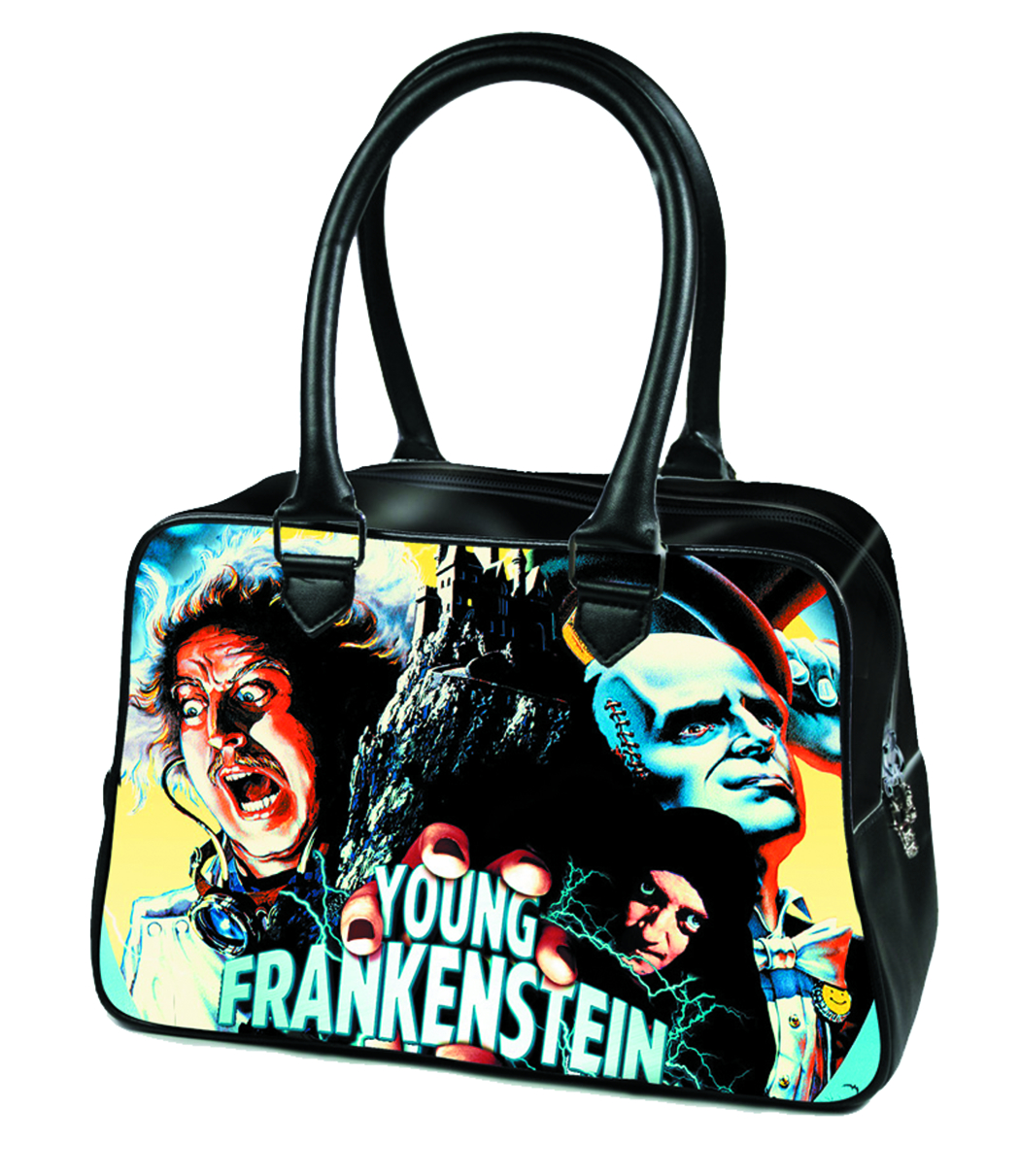 YOUNG FRANKENSTEIN HANDBAG