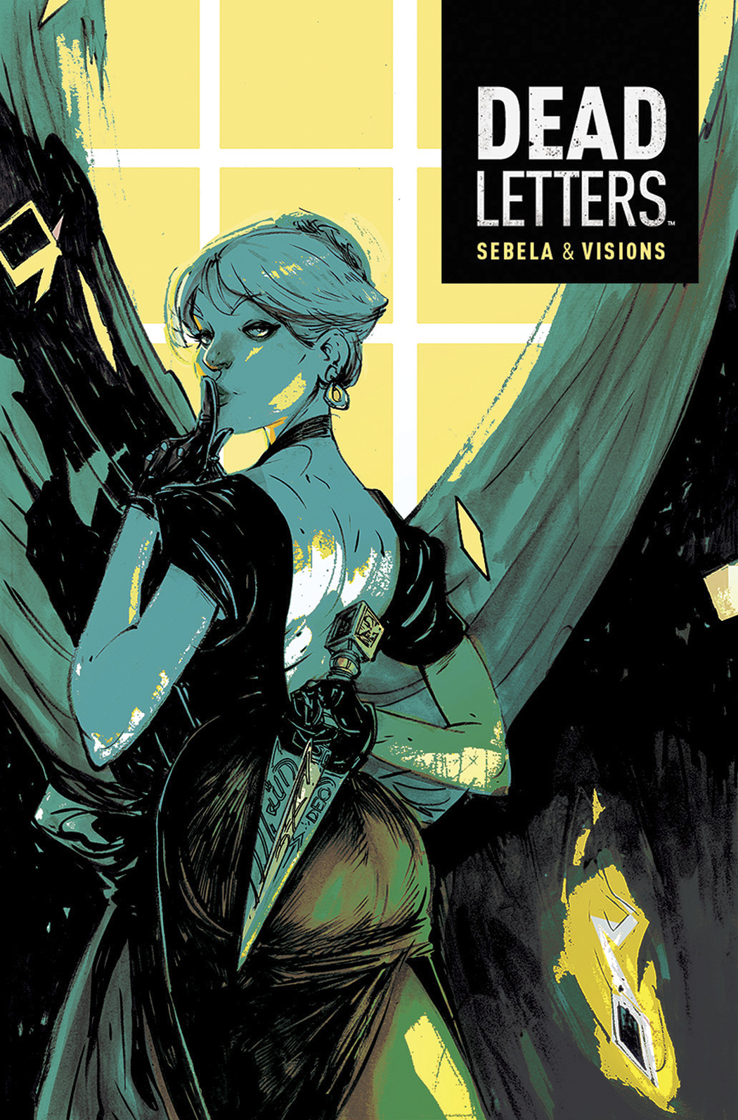 DEAD LETTERS #4
