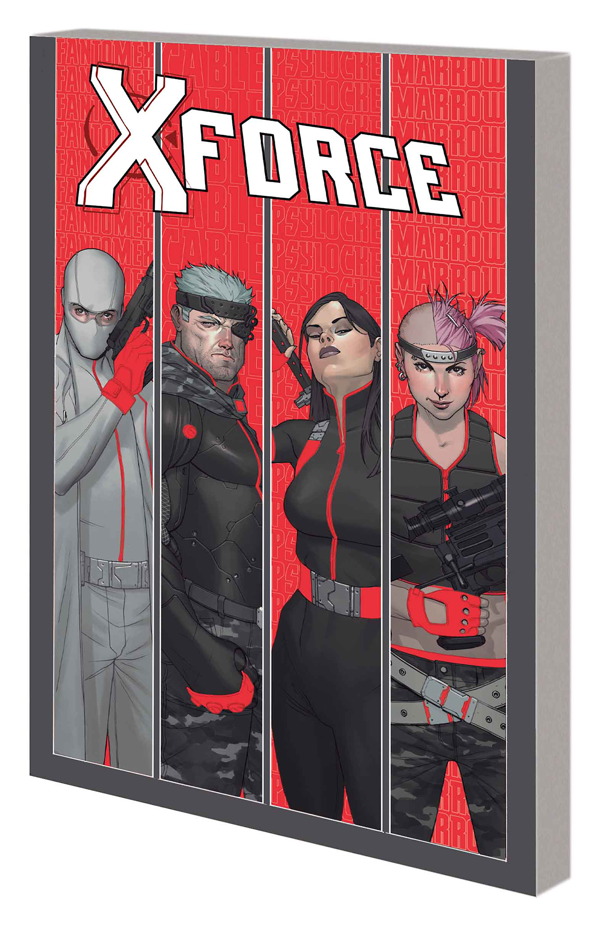 X-FORCE TP VOL 01 DIRTY TRICKS