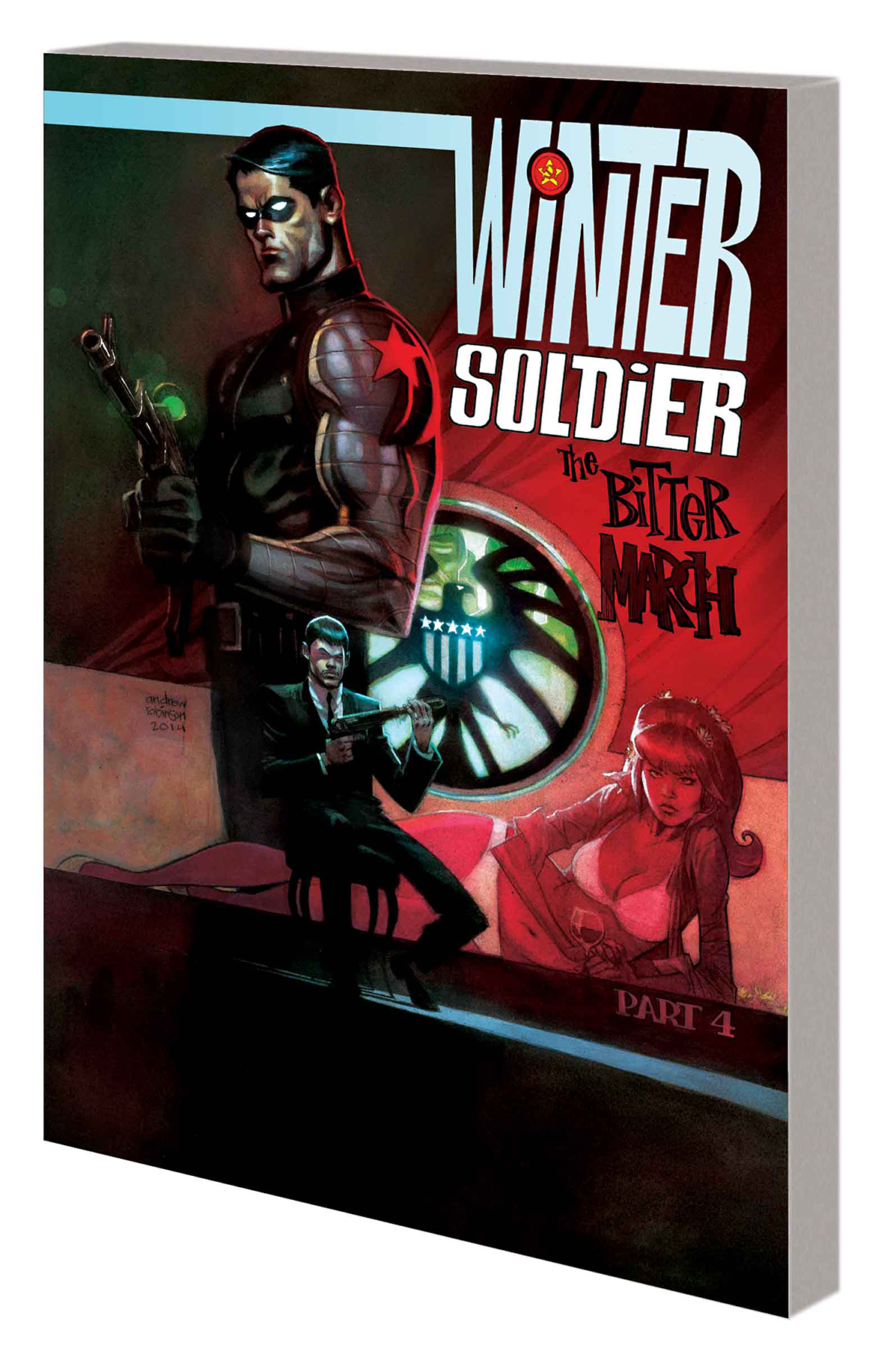 WINTER SOLDIER TP BITTER MARCH