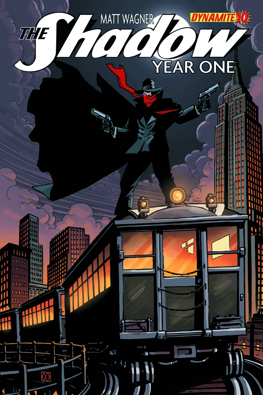 SHADOW YEAR ONE #10